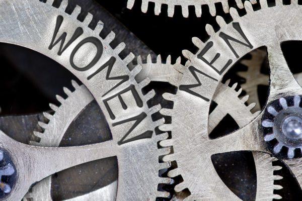 Jämställdhet innebär samarbete på lika villkor.